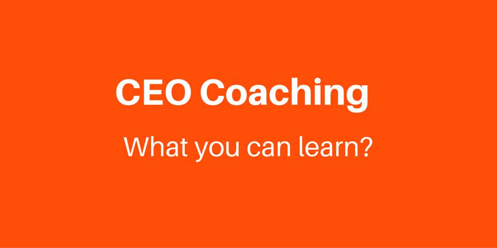 CEO Coach - Vandana Shah
